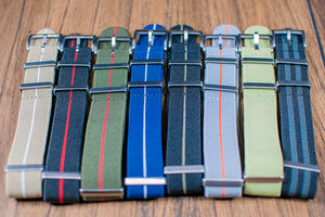 Elastic Watch Straps