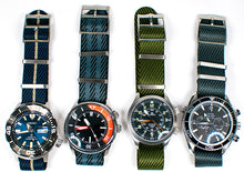 Load image into Gallery viewer, Adjustable Nylon Watch Straps