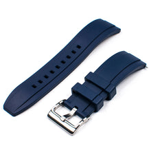 Load image into Gallery viewer, Ridge Rubber Quick Release Watch Straps