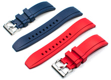 Load image into Gallery viewer, Rubber Quick Release Watch Straps