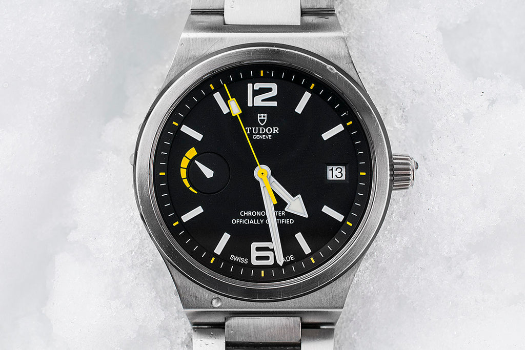 Tudor North Flag Watch Review 91210N 91210 Snow