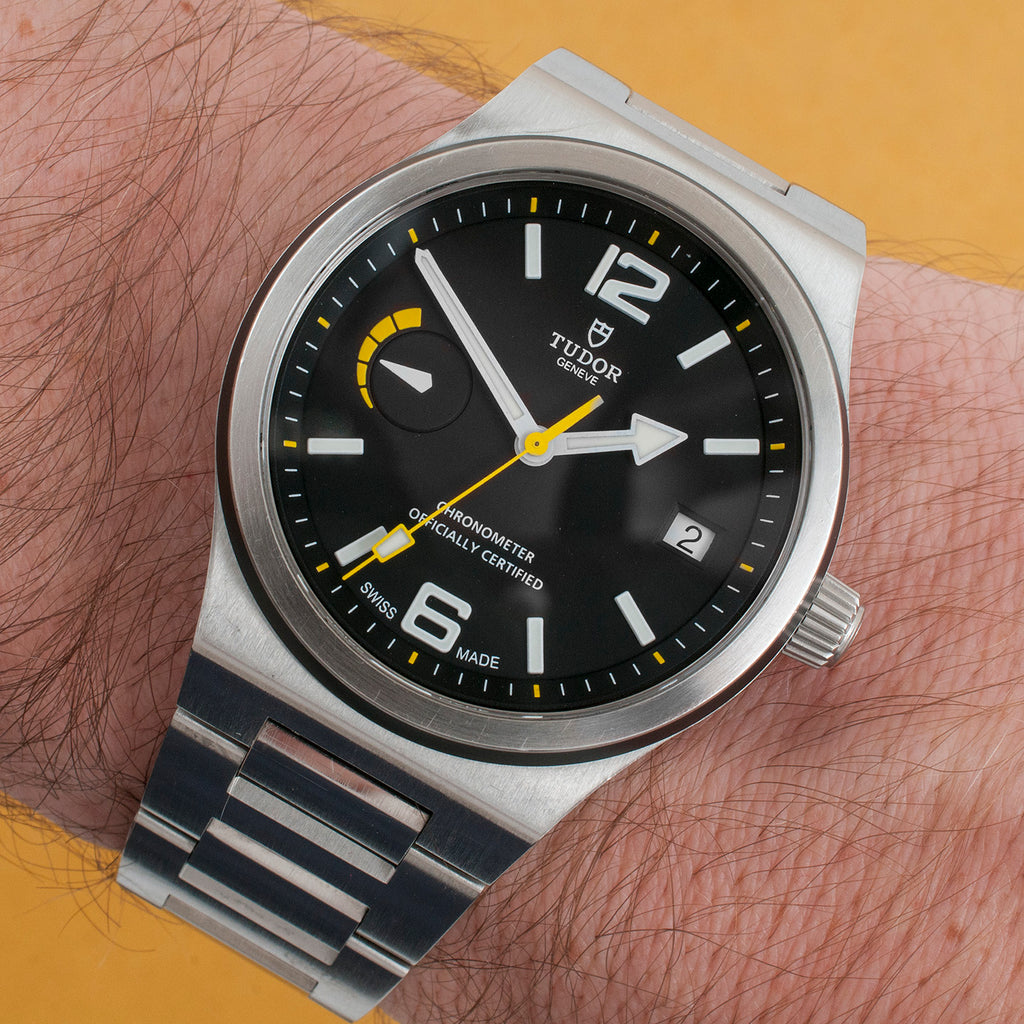 Tudor North Flag Watch Review 91210N 91210