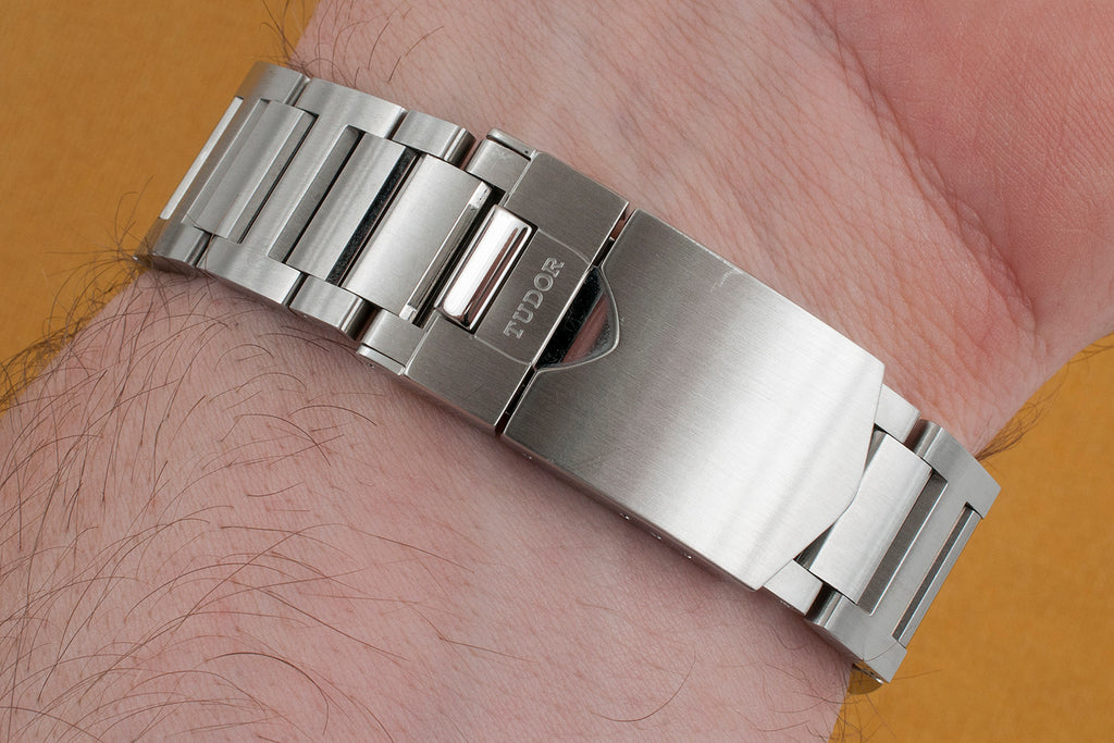 Tudor North Flag Watch Review 91210N 91210 Clasp