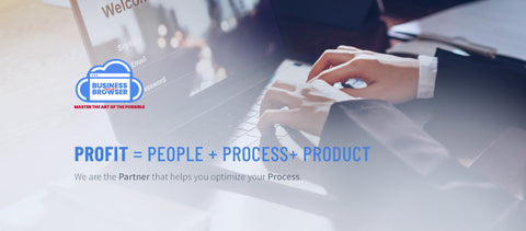 Business on a Browser, Your Partner that helps you optimize your process