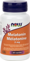 Mélatonine 3 mg (Capsules)