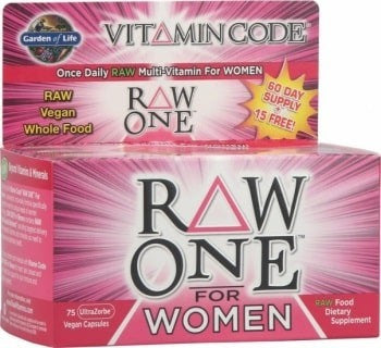 Vitamin Code RAW One pour Femmes Multi