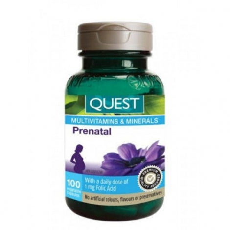 Multivitamins Prenatal - Quest