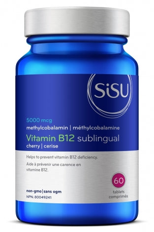 Vitamin B12 Methylcobalamin 5000 mcg