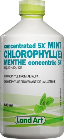 Chlorophyll Concentrated 5x Liquid