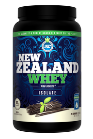 Ergogenics-nz whey (isolate) vanilla