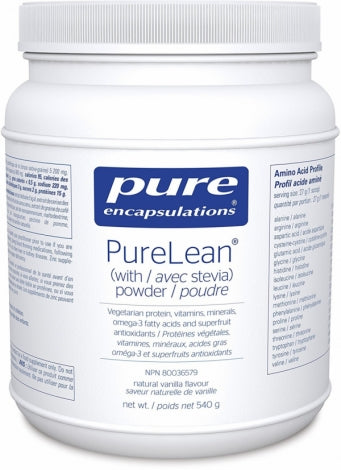 PureLean (Vanilla Bean Flavor) - Proteins/Amino-acid