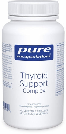Thyroid Support Complex - For a balanced thyroid
