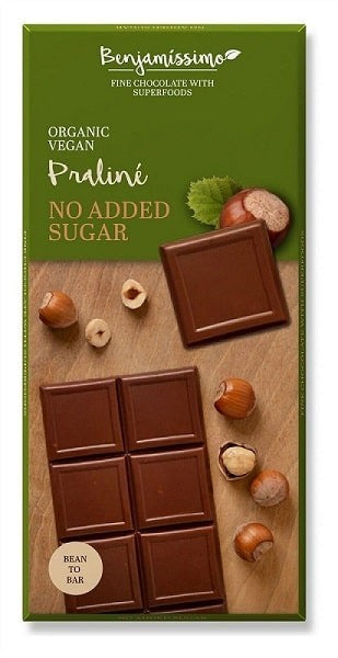 Organic Praline No Sugar Added