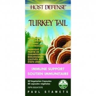 Turkey Tail (Immune Support)