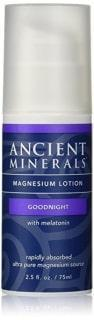Magnesium Lotion with Melatonin