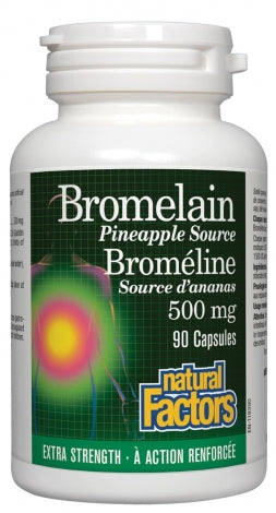 Bromeline source d'Ananas 500 mg