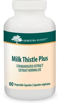 Milk Thistle Plus | Standardized Extract