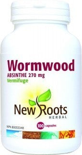 Wormwood - New Roots Herbal