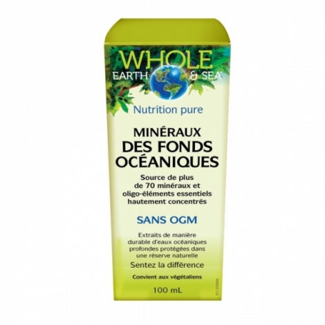 Whole Earth & Sea™ | Deep Ocean Minerals