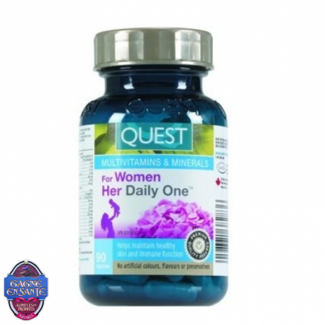 Quest Multivitamins for her