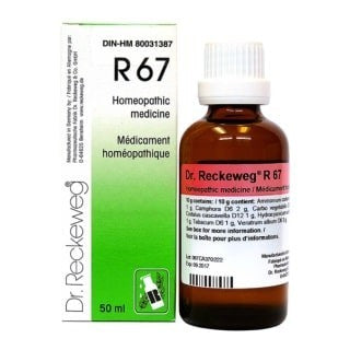 R67 for Circulatory Disturbances