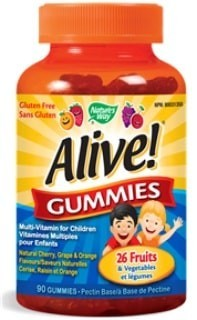 Alive Gummies -  Multi-Vitamines pour enfants
