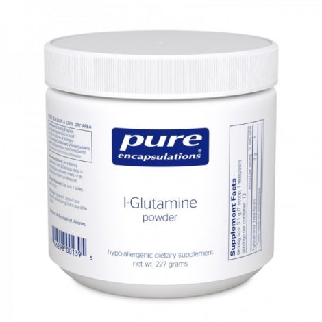 Pure Encapsulations - L-Glutamine (Powder)