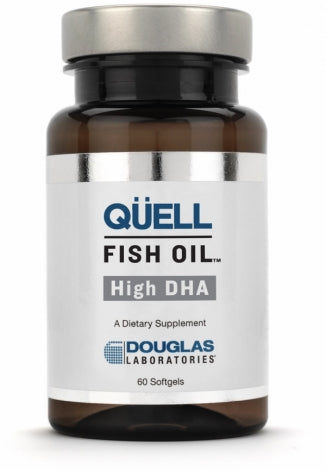 QUELL Fish Oil - High DHA