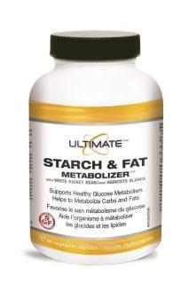 Ultimate Starch & Fat Metabolizer
