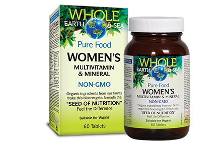 Whole Earth & Sea™ | Prénatale Femmes