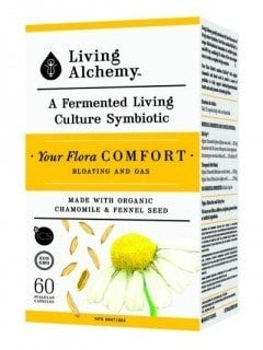 Your Flora COMFORT | Bloating & Gas