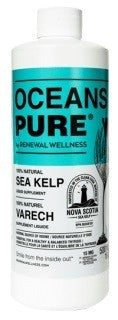 Oceans Pure Sea Kelp - Liquid Supplement 100% Natural