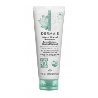 Derma-E Natural Mineral Sunscreen Broad Spectrum SPF 30 Oil-Free Face