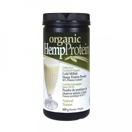 Organic Hemp Protein - Protein Source