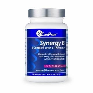 Synergy B B-Complex with L-Theanine