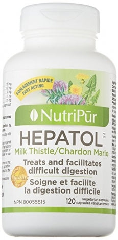 Hepatol | Milk Thistle
