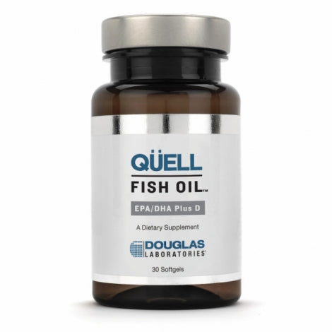 QUELL Fish Oil - EPA/DHA Plus D