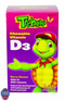 Treehouse vitamin D3 chewable 400 UI