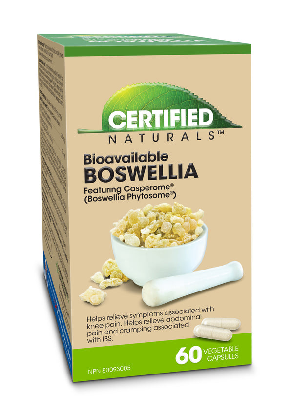 Certified Natural Bioavailable - Boswellia