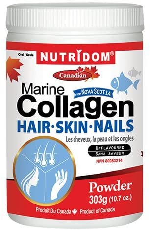 Marine Collagen + Hair, Skin, and Nails 303g
