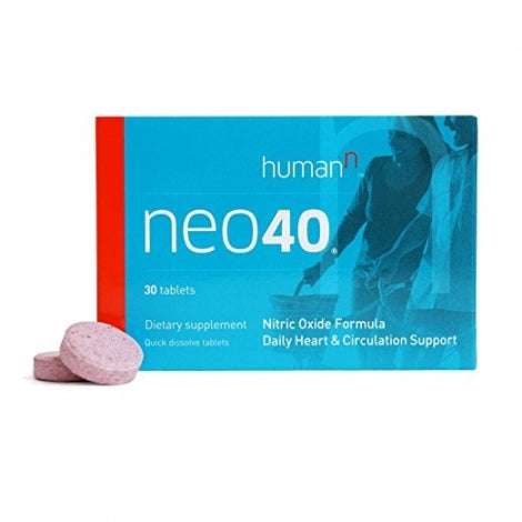 NEO40 Daily - Circulation and Blood Pressure