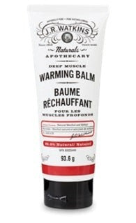 Warming Balm for Muscle Pain