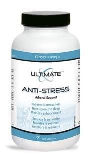 Ultimate Anti-Stress - Helps nervousness, memory and sleep