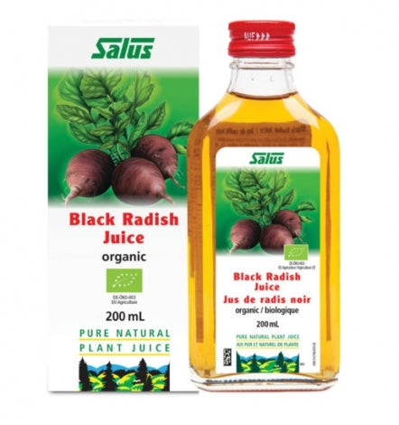 Organic Black Radish Juice | 200 ml