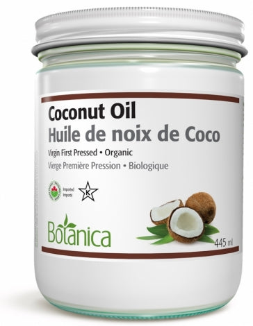 Coconut Oil (Certified Organic)