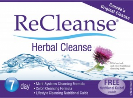 ReCleanse - Herbal cleanse 7 days