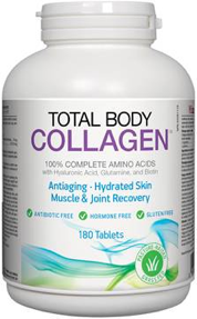Total Body Collagen | 180 Tablets