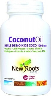 Coconut Oil - New Roots Herbal