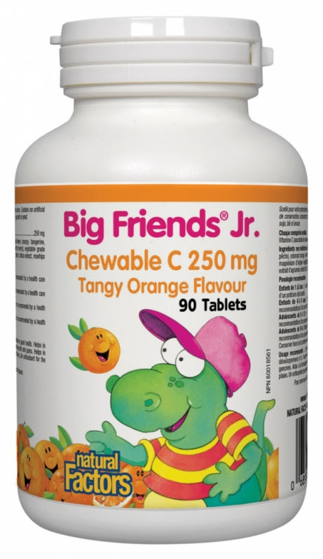 BigFriends Vitamine C À Croquer 250 mg