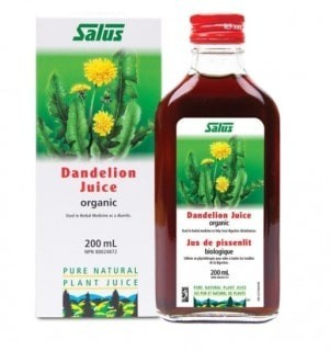 Organic Dandelion Juice | 200 ml